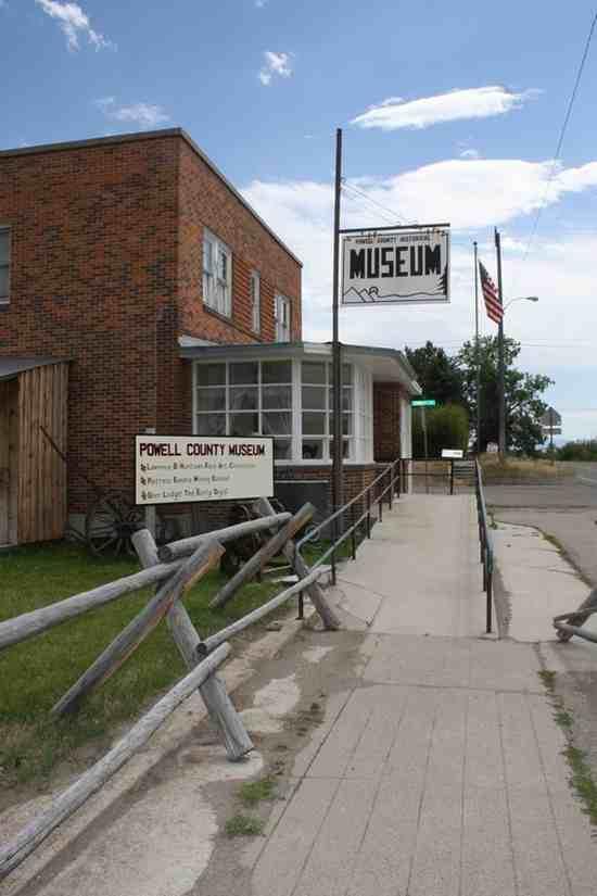 Deer Lodge Museums