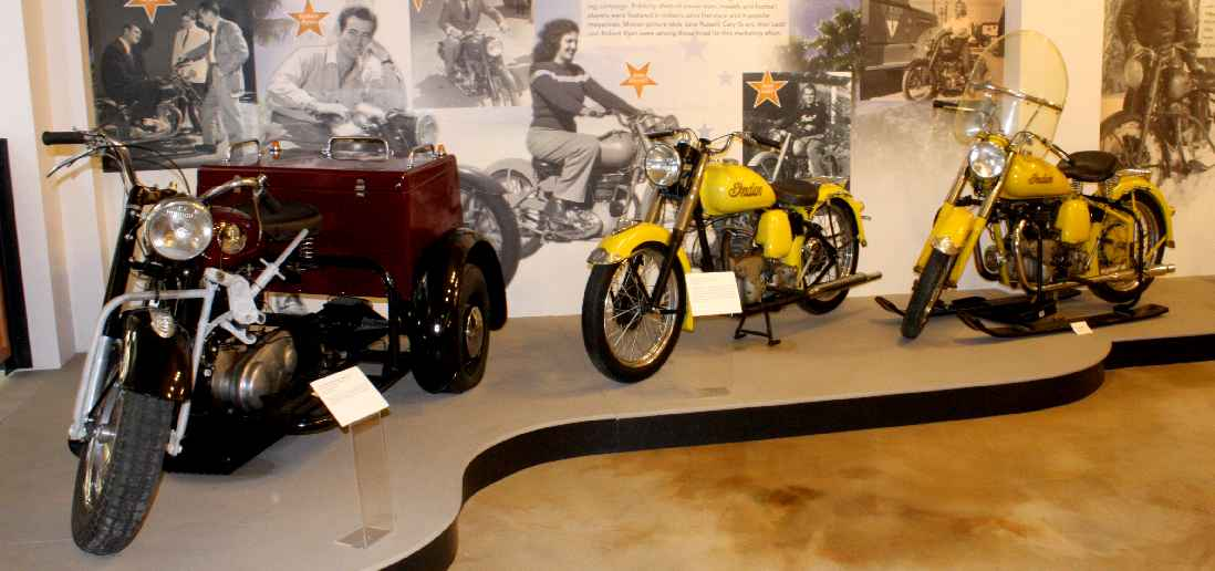 Springfield Indian Motorcycle Museum