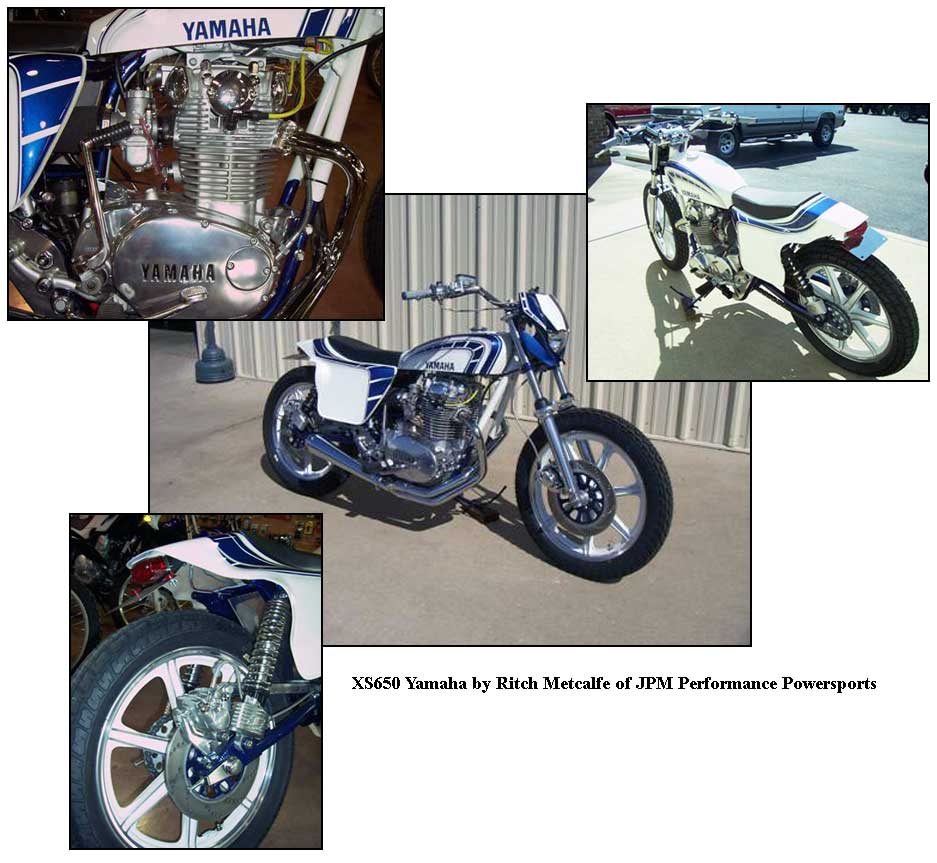Street Trackers Yamaha Rd 350 Wiring Diagram Above Three Are From Roger Herrings Of St Customs