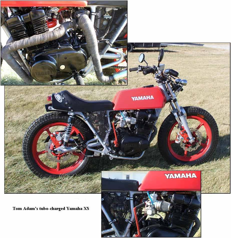 Street Trackers Yamaha Motorcycle Parts 1979 Xs750f Front Disc Brake Caliper Diagram